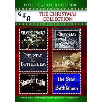 Gospel Films Archive Series - Christmas Collection [DVD] USA import