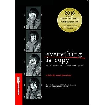 Everything Is Copy - Nora Ephron: Scripted & [DVD] USA import