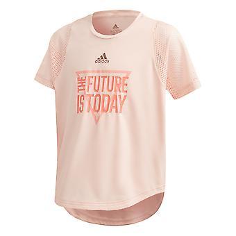 Adidas Girls The Future Today Aeroready T-shirt