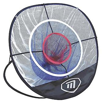 Masters Pop Up Golf Chipping Target Training Net Net Black