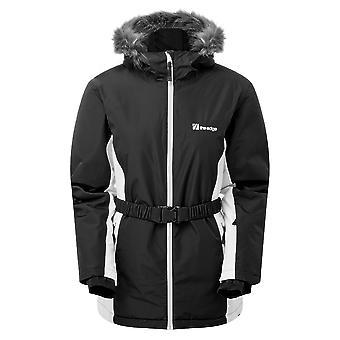 The Edge Women's  Verbier Snow Jacket Black