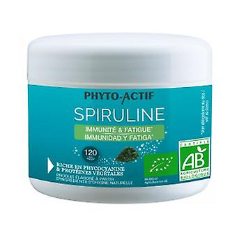Spirulina Powder 120 g of powder