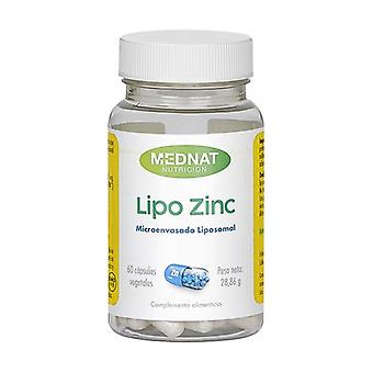 Lipo Zinc 60 vegetable capsules