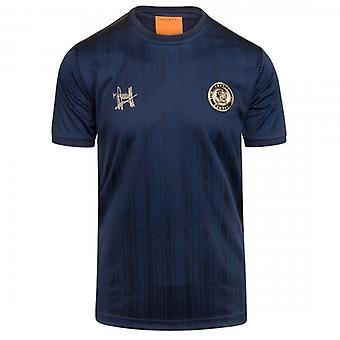 Cruyff Valentini T-Shirt Navy Poly CA2650201050
