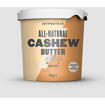Myprotein Smooth natural peanut butter 1000 gr.