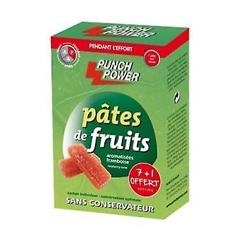 Raspberry Fruit Pasta 1 unit of 30g