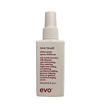 evo Love Touch Shine Spray 3.4 OZ