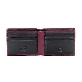Primehide Herren Leder Brieftasche RFID Blockieren Gents Karte Halter Notecase 3400