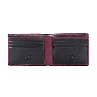 Primehide Mens Leather Wallet RFID Bloqueando Gents Cartão Holder Notecase 3400