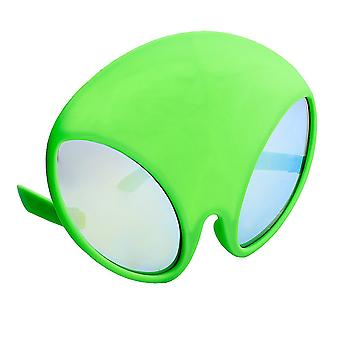 Party Costumes - Sun-Staches - Green Alien Cosplay sg3288