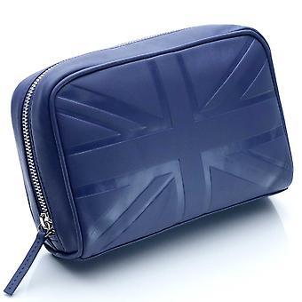 Chardon Britannia Cuir Moyen Étui cosmétique