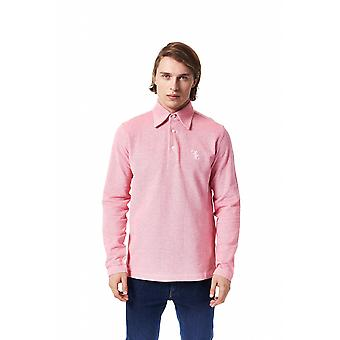 Milliardaire Italien Couture Men-apos;s T-Shirt Rose BI994638