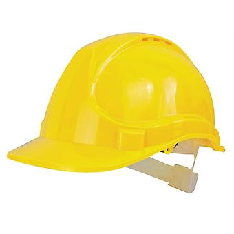 Scan Safety Helmet Yellow SCAPPESHY