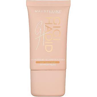 Maybelline New York Gigi Hadid Strobe Cream, Guld, 20ml