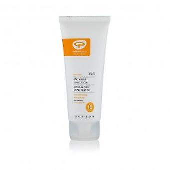 Green People - Sun Lotion Travel Size - SPF15 100 ML