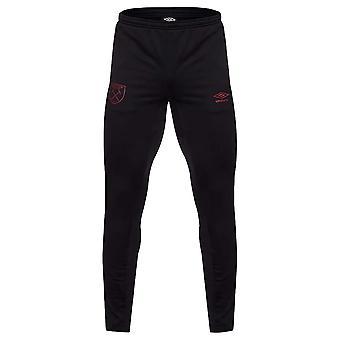 2020-2021 Pantalones de Presentación de Jamón Occidental (Negro)