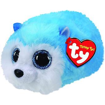 Teeny Ty - Slush de Blauwe Husky