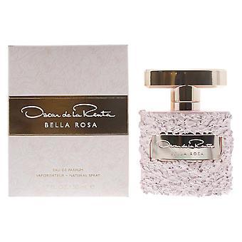Oscar de la Renta Bella Rosa Eau de Parfum 50ml Spray For Her