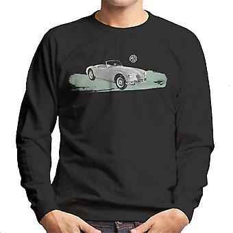 MG De volledig nieuwe MGA British Motor Heritage Men's Sweatshirt