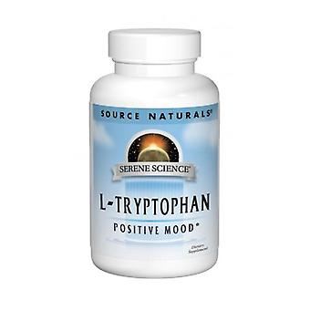 Source Naturals Serene Science Label L-Tryptophan, 500mg, 60 Caps