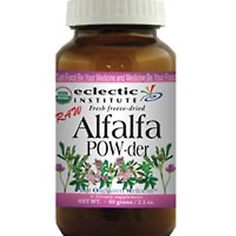 Eklektisk Institute Inc Alfalfa COG FDP, 60 gm