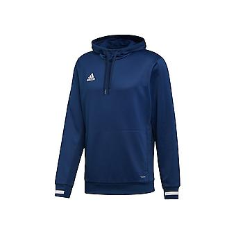 アディダスチーム19フーディDY8825トレーニング一年男性のスウェットシャツ
