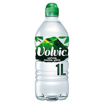 Volvic Sports Cap 1L x 12