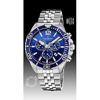 Candino Wristwatch Men's C4714/2 NEWNESS