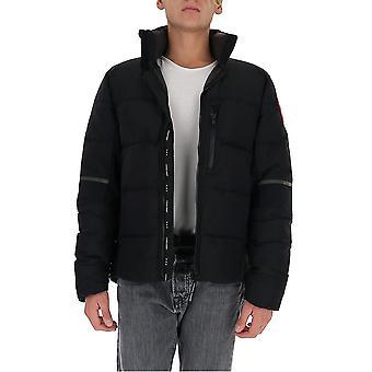 Canada Goose 2744m61 Men's Black Nylon Down Jacket