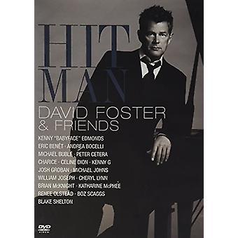 Hit Man David Foster & Friends [DVD] USA import