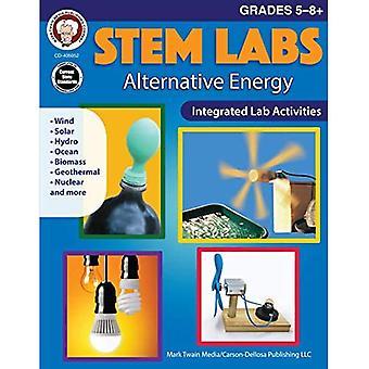 Stem Labs: Alternatieve energie werkmap, rangen 5 - 12