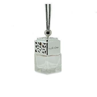 Designer In Car Air Freshner Diffuseur Parfum d'huile Inspiré par (Tom Ford Black Orchid ) Parfum. Couvercle chromé, bouteille claire 8ml