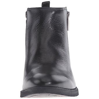 Kenneth Cole New York Womens Levon Leather Pointed Toe Ankle Fashion Boots
