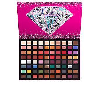 Nyx Professional Make Up Diamonds&ice 80 Pan Artistry Paletti naisille