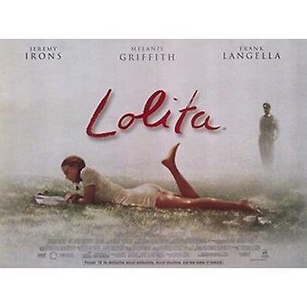 Lolita elokuvajuliste (17 x 11)