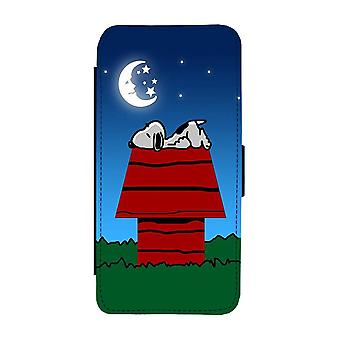 Snoopy iPhone 12 Pro Max Wallet Case