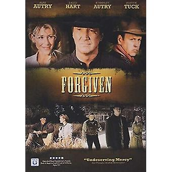 Forgiven [DVD] USA import