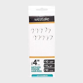 New Westlake Method Feeder Extra 4 Hair 10 Silver