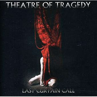 Theatre of Tragedy - letzte Vorhang [CD] USA import