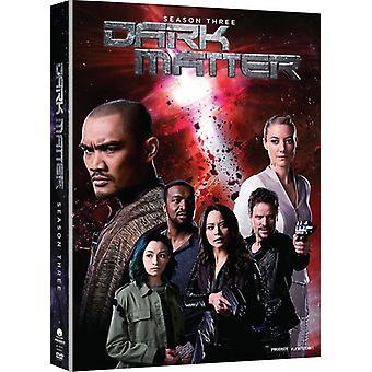 Dark Matter: Season Three [DVD] USA import