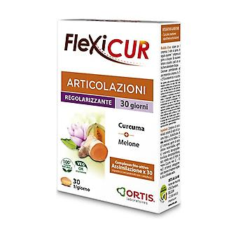 Flexicur 30 tablets