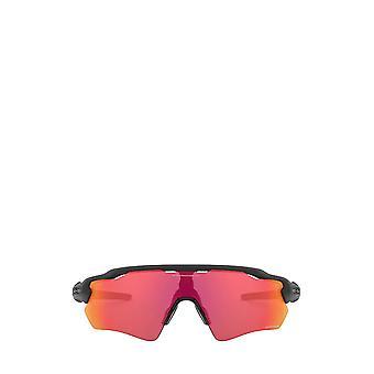 أوكلي OO9208 غير لامع النظارات الشمسية الذكور الأسود