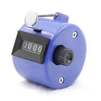 Liczniki zatrzaskowe z tworzywa sztucznego, wyświetlacz palca ręcznego powłoki, ręczne liczenie, tally
