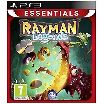 Rayman Legends PS3 Game (Essentials)
