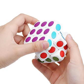 السحر لغز مكعبات سوبر سكوير 3x3 السحرية مكعب الذكية التطبيق تعليم العلوم لعبة مكافحة الإجهاد الكبار كي