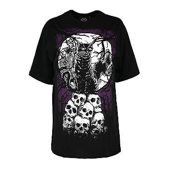 Restyle Morbid Cat T-Shirt
