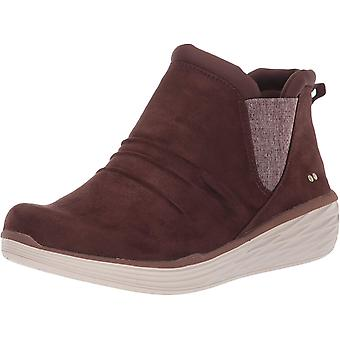 Ryka Women's Shoes Niah Fabric Closed Toe Ankle Chelsea Boots