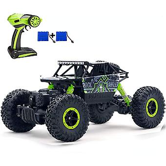 DZK Remote Control Car Off-Road RC Trucks Powerful Vehicle 2.4Ghz 4WD 1:18 Racing Climbing Cars Ra