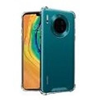 Huawei Mate 30 Lite Hoesje Shock Proof Transparant - Anti-Shock