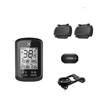 G Plus Wireless Gps Speedometer Waterproof Road Bike Mtb Bicycle Bluetooth Ant+